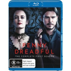 PENNY DREADFUL - THE COMPLETE FIRST SEASON