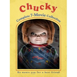 CHUKY - COMPLETE 7-MOVIE COLLECTION