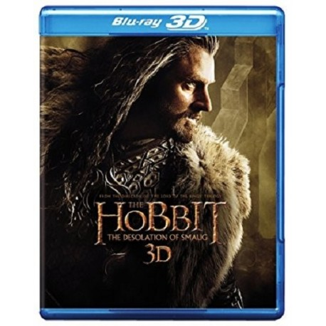 THE HOBBIT THE DESOLATION OF SMAUG 3D