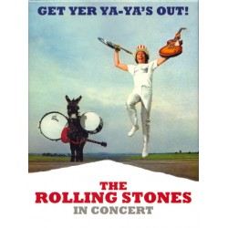THE ROLLING STONES - GET YER YA YA OUT - THE ROLLING STONES IN CONCERT