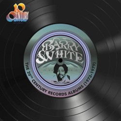 BARRY WHITE - THE 20th CENTURY RECORDS ALBUMS 1973 - 1979