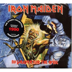 IRON MAIDEN - NO PRAYERFOR THE DYING
