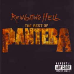 PANTERA - REINVENTING HELL - THE BEST OF