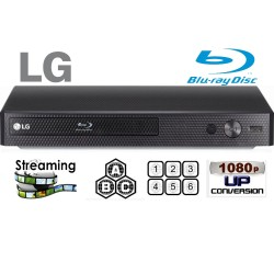 REPRODUCTOR BLU-RAY MULTIZONA - LG BP175