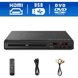 FORAMOR HDMI - REPRODUCTOR DVD MULTIZONA