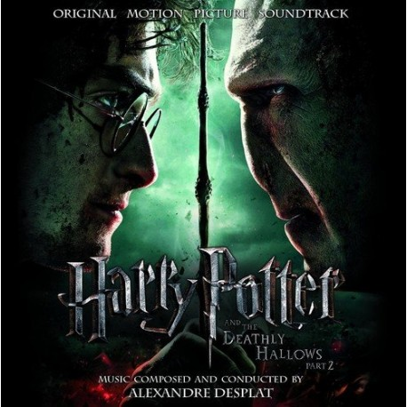 HARRY POTTER - AND THE DEATHLY HALLOWS PART 2 SOUNDTRACK