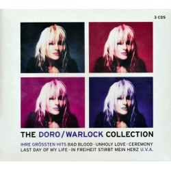 DORO / WARLOCK - THE DORO / WARLOCK COLLECTION