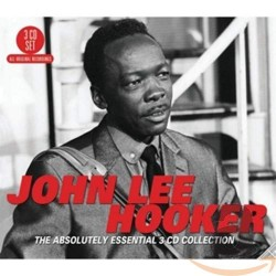 JOHN LEE HOOKER - THE ABSOLUTELY ESSENTIAL