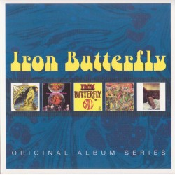 IRON BUTTERFLY - ORIGINAL ALBUM SERIES