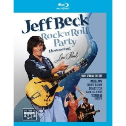 JEFF BECK - ROCK AND ROLL PARTY