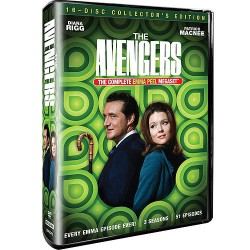 THE AVENGERS - THE COMPLETE SERIES