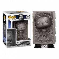 Pop! 364: Star Wars / Han Solo Carbonite