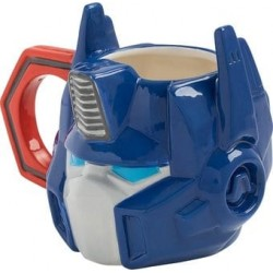 TRANSFORMERS - OPTIMUS PRIME - SCULPED MUG