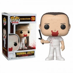 Pop! 788: The silence of the lambs / Hannibal Lecter