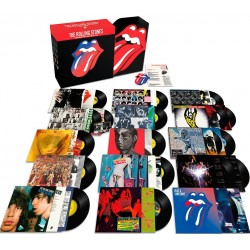 THE ROLLING STONES - STUDIO ALBUMS VYNIL COLLECTION 1971 - 2016