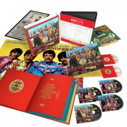 THE BEATLES - SGT PEPPERS LONELY HEARTS