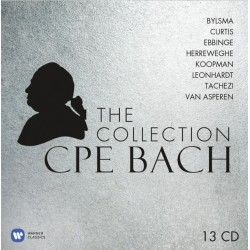 CARL PHILIPP EMANUEL BACH - CPE BACH - THE COLLECTION