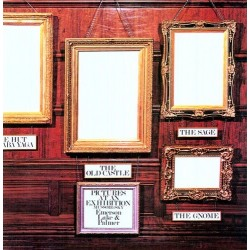 EMERSON LAKE PALMER - PICTURES AT AN EXHIBITION