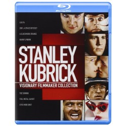 STANLEY KUBRICK - VISIONARY FILMAKER COLLECTION