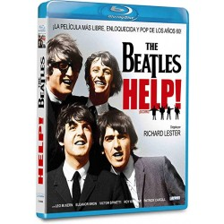 THE BEATLES - HELP LA PELICULA