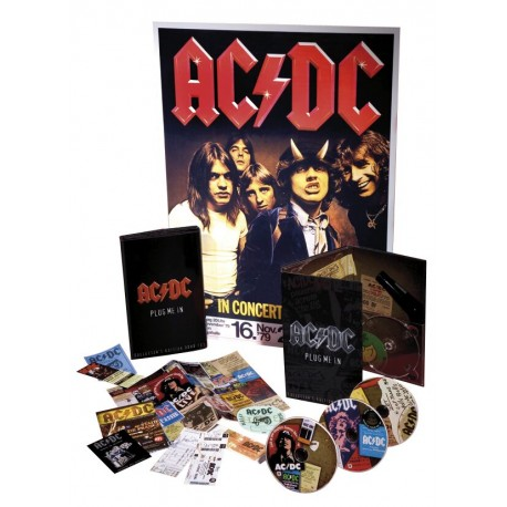 ACDC - PLUG ME IN COLLECTOR EDITION
