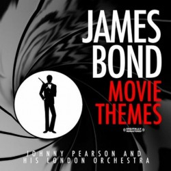 JOHNNY PEARSON AND HIS LONDON ORCHESTRA - JAMES BOND - SOUNDTRACK