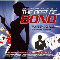 THE ROYAL PHILHARMONIC ORCHESTRA - THE BEST OF BOND