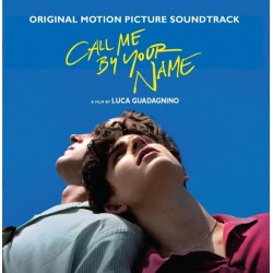 CALL ME BY YOUR NAME - SOUNDTRACK - VARIOS ARTISTAS