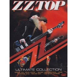 ZZTOP - ULTIMATE COLLECTION IMMORTAL