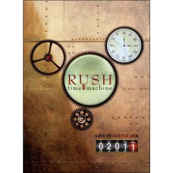 RUSH - TIME MACHINE 2011 LIVE IN CLEVELAND