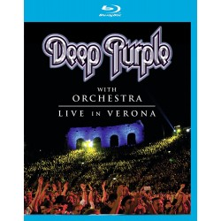 DEEP PURPLE - WITH ORCHESTRA LIVE IN VERONA