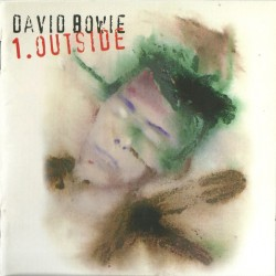 DAVID BOWIE - 1 OUTSIDE