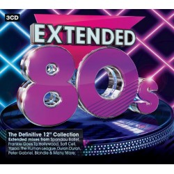 EXTENDED 80S - THE DIFINITIVE 12 COLLECTION