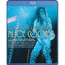 ALICE COOPER - GOOD TO SEE YOU AGAIN