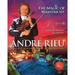 ANDRE RIEU - MAGIC OF MAASTRICHT 30 YEARS