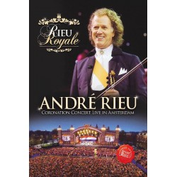 ANDRE RIEU - ROYALE LIVE IN AMSTERDAM