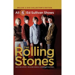 THE ROLLING STONES - ALL 6 ED SULLIVAN SHOWS STARRING THE ROLLING STONES