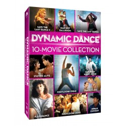 DYNAMIC DANCE - 10 MOVIES COLLECTION