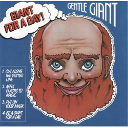 GENTLE GIANT - GIANT FOR A DAY
