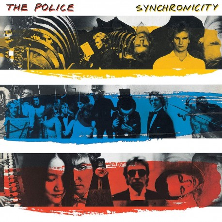 THE POLICE - SYNCHRONICIT