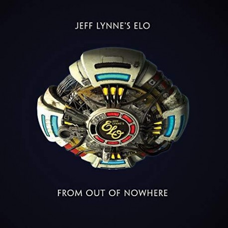 JEFF LYNEES ELO - FROM OUT OF NOWHERE