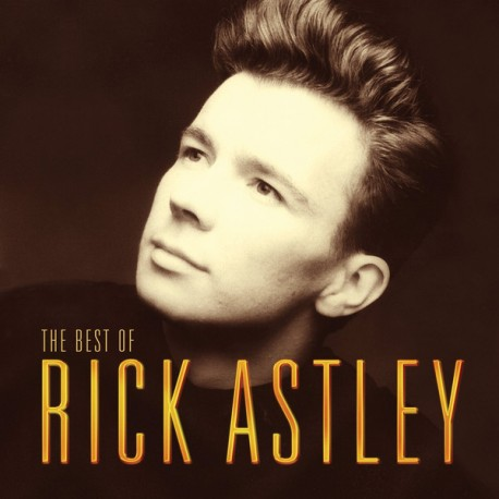 RICK ASTLEY - THE BEST OF