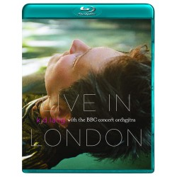 KD LANG - LIVE IN LONDON WITH THE BBC CONCERT ORCHESTRA