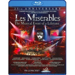 LES MISERABLES - THE 25TH ANNIVERSARY CONCERT
