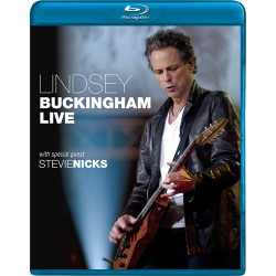 LINDSAY BUCKINGHAM - WITH SPECIAL GUEST STIVIE NICKS - LIVE