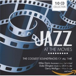 JAZZ AT THE MOVIES - SOUNDTRACK - VARIOS ARTISTAS