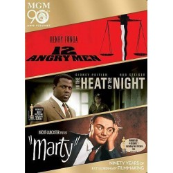 12 ANGRY MAN / IN THE HEAT OF THE NIGHT / MARTY