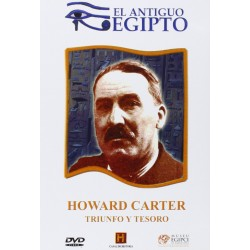 ANTIGUO EGIPTO HOWARD CARTER TRIUNFO Y TESORO