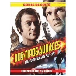 DOS TIPOS AUDACES  UNICA TEMPORADA