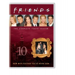 FRIENDS 10 SEASON
